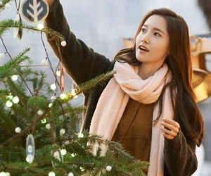 beautiful, christmas, and girls generation image