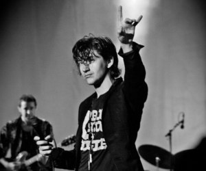 aesthetic, alex turner, and black and white image