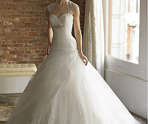 lingerie, wedding gowns, and cocktail dresses image
