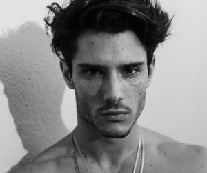 b&w, diego, and Hot image
