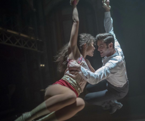 zac efron, zendaya, and the greatest showman image