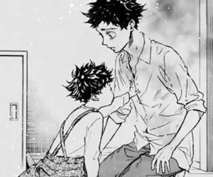 manga, manga boy, and welcome to the ballroom image