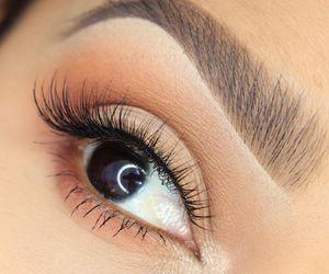 expensive, eyelash, and eyeliner image