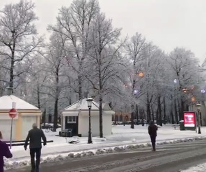 christmas, snow, and Utrecht image