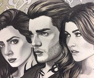 fan art and shadowhunters image