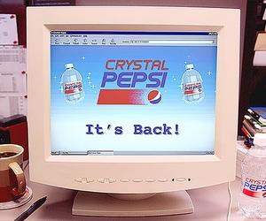 Pepsi and 90's image