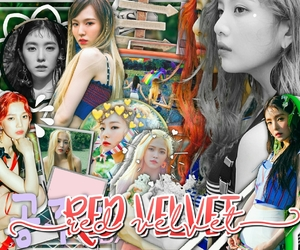 edit, red velvet, and wendy image