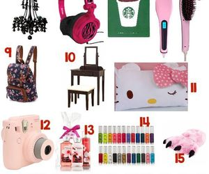 gift ideas, christmas gift ideas, and gifts image