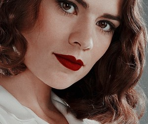 Marvel and peggy carter image