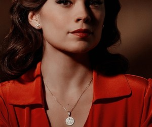 Marvel, wallpaper, and hayley atwell image