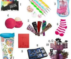 gift ideas, gifts, and christmas gift ideas image