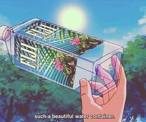 fiji, anime, and water image