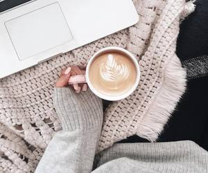 coffee, chill, and cozy image