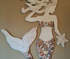 diy, mermaid, and sirena image