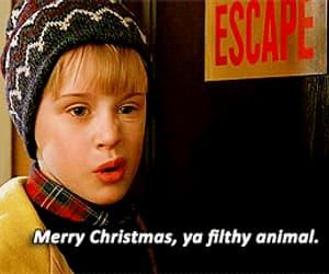 christmas, classic, and funny image