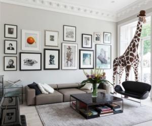 diy, giraffe, and home decor image