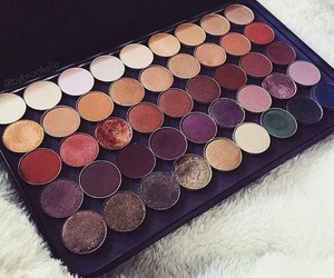 makeup, colors, and palette image