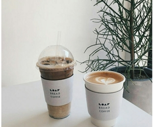 coffee, cappuccino, and tumblr image