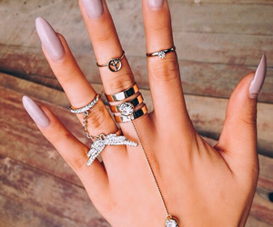 jewels, rings, and pretty image
