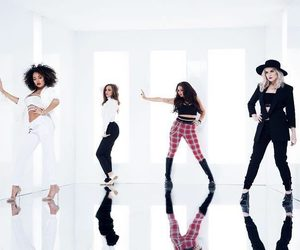 Move and little mix image