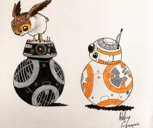 star wars, bb-8, and bb-9e image