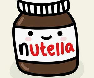 nutella and cute nutella image