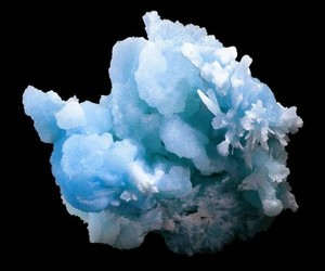 baby blue, blue, and crystal image