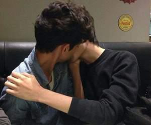 gay, boy, and love image