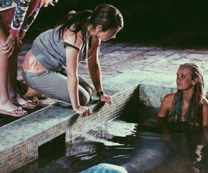 mermaid and aquamarine image