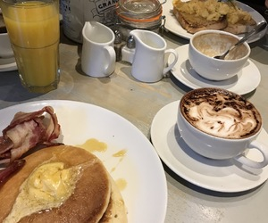brunch and london image