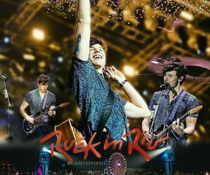 background, rock in rio, and rir image