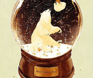 art, bear, and Polar Bear image