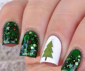 holiday nail ideas image