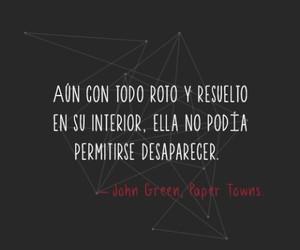 john green, MARGO, and ciudades de papel image