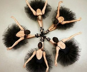 ballet, dance, and cute image
