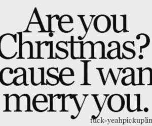 christmas, merry, and love image