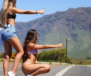 girl, goals, and summer image