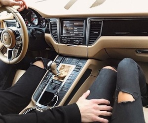 love, car, and luxury image