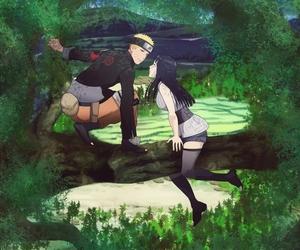 naruto and naruhina image
