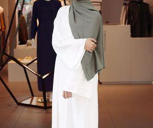 hijab, religion, and inspiration image
