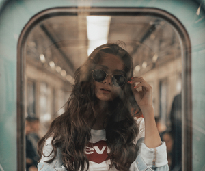 girl, photography, and style image