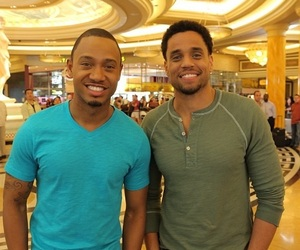 Hot, smile, and michael ealy image