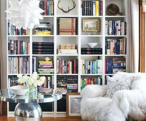 books, comfy, and cozy image