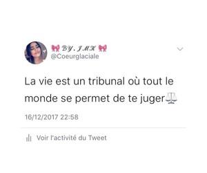 francais, tweet, and citation image