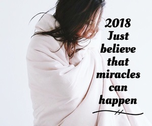 inspiration, miracles, and new image