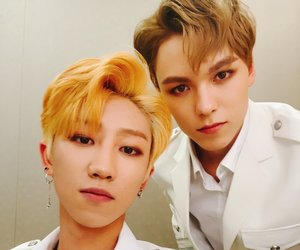 Seventeen, vernon, and the8 image