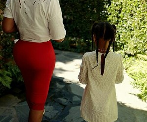 queen b, beyoncé, and blue ivy carter image