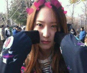 f(x), krystal, and icon image