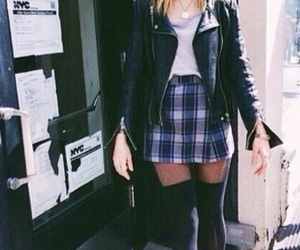 grunge, fashion, and outfit image