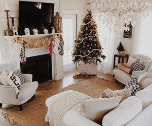 christmas, home, and decor image
